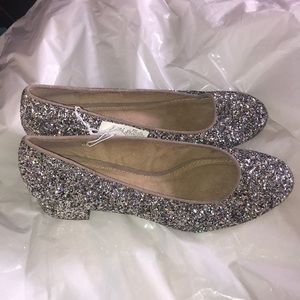 Sparkly old navy new shoes size 9